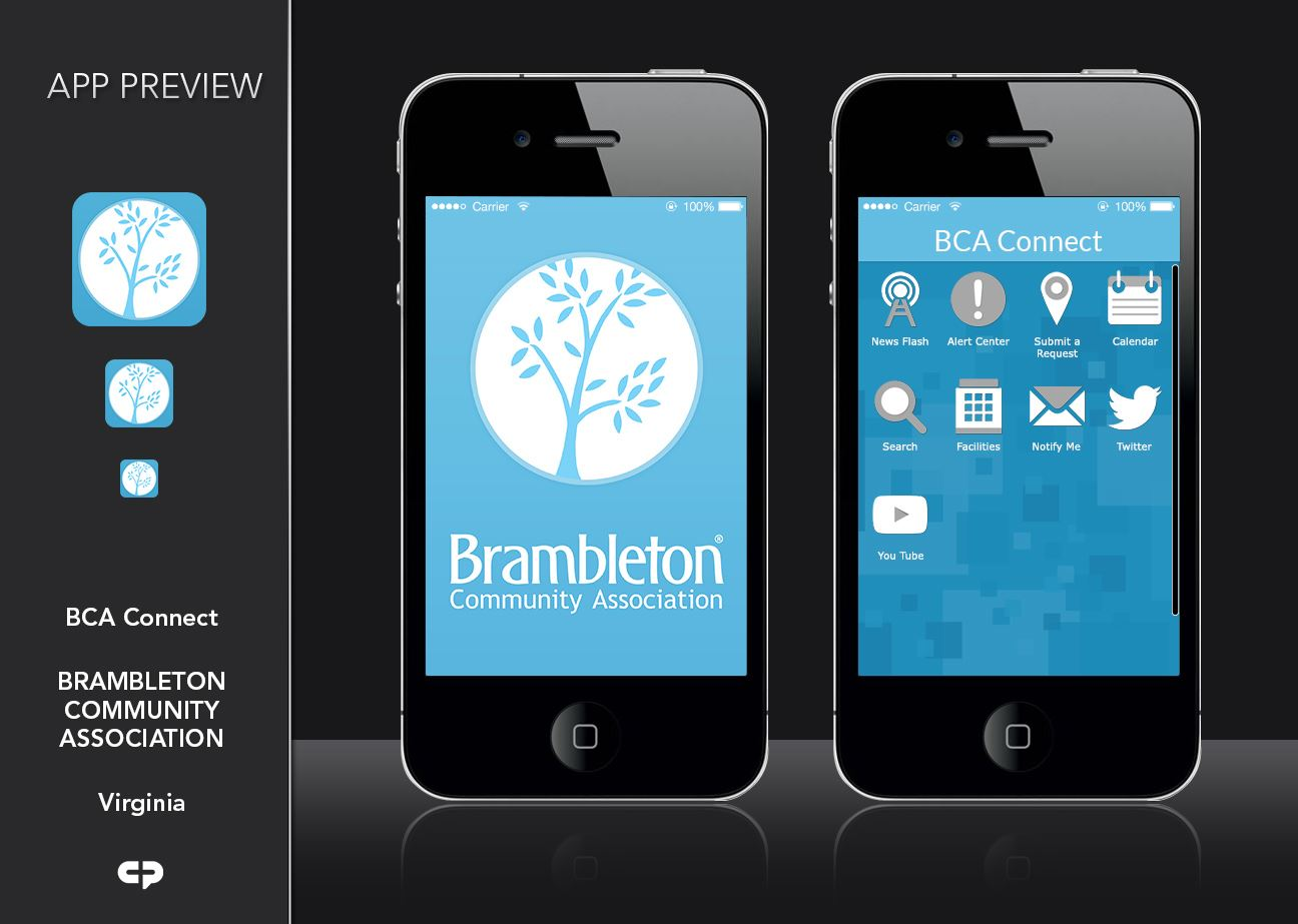 Mobile App Preview-VA-Brambleton