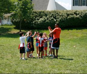 Flag Football Program for Kids