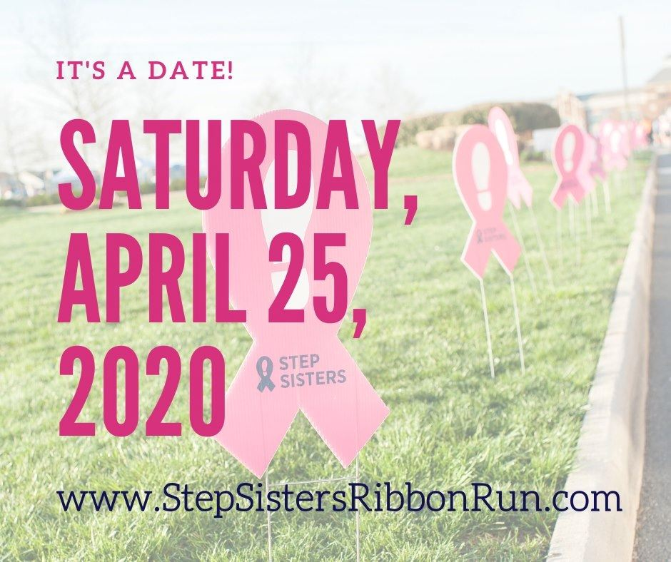 Step Sisters Ribbon Run