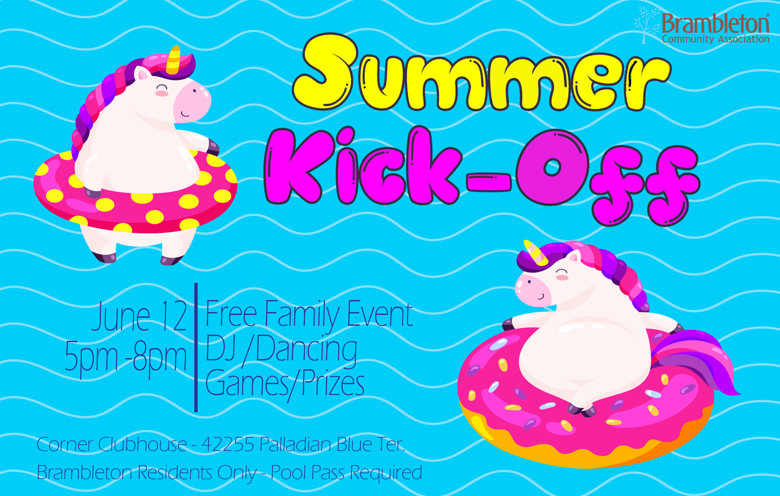 Summer Kick-Off 2020